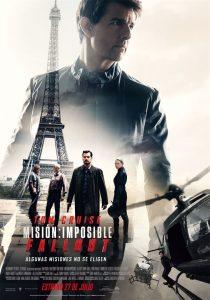 Póster de la película Misión: Imposible – Fallout