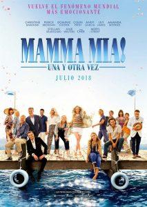 Póster de la película Mamma Mia: Una y otra vez