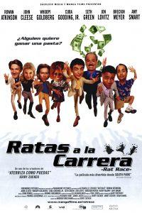 Póster de la película Ratas a la carrera