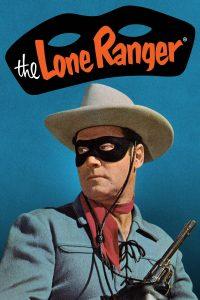 Póster de la película El llanero solitario (1956)
