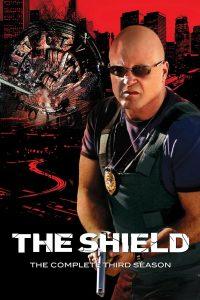 Póster de la serie The Shield: al margen de la ley Temporada 3