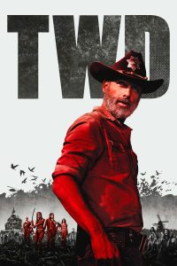 Póster de la serie The Walking Dead 1ª parte (1-8) Temporada 9