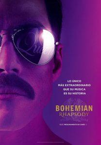 Póster de la película Bohemian Rhapsody