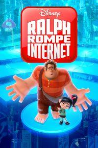 Póster de la película Ralph rompe Internet