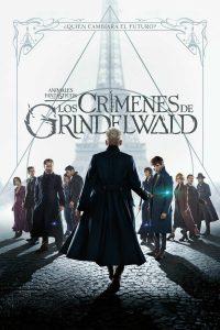 Póster de la película Animales fantásticos: Los crímenes de Grindelwald