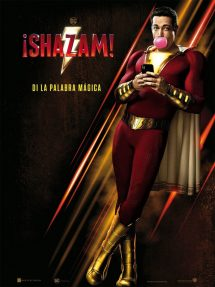 Póster de la película ¡Shazam!