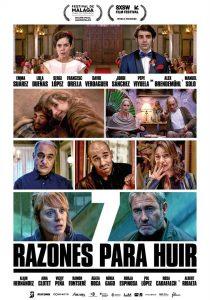 Póster de la película 7 razones para huir
