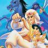 Aladdín y el Rey de los Ladrones - 0 - elfinalde