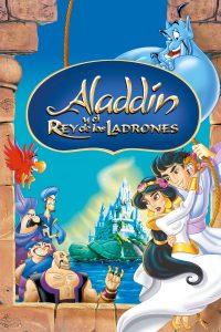 Póster de la película Aladdín y el Rey de los Ladrones