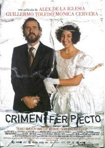Póster de la película Crimen Ferpecto