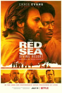 Póster de la película Rescate En El Mar Rojo