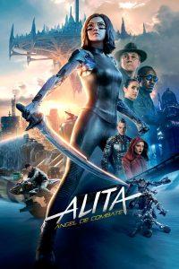Póster de la película Alita, ángel de combate