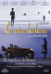 Póster de la película Los años bárbaros