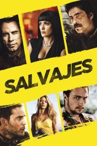 Póster de la película Salvajes (2012)