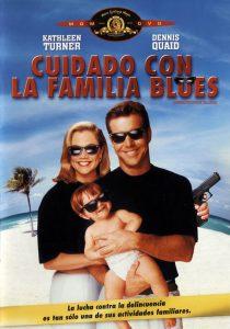 Póster de la película Cuidado con la familia Blues
