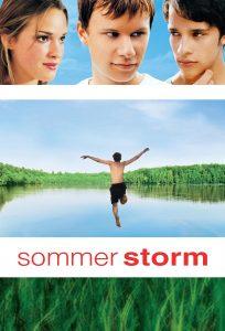 Póster de la película Tormenta de verano