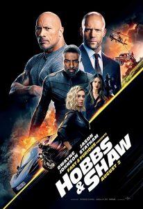 Póster de la película Fast & Furious: Hobbs & Shaw