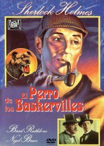 Póster de la película El perro de los Baskerville