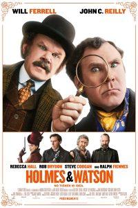 Póster de la película Holmes & Watson