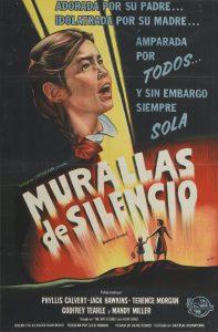 Póster de la película Mandy (1952)