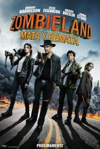 Póster de la película Zombieland: Mata y remata