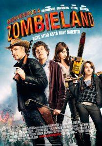 Póster de la película Bienvenidos a Zombieland