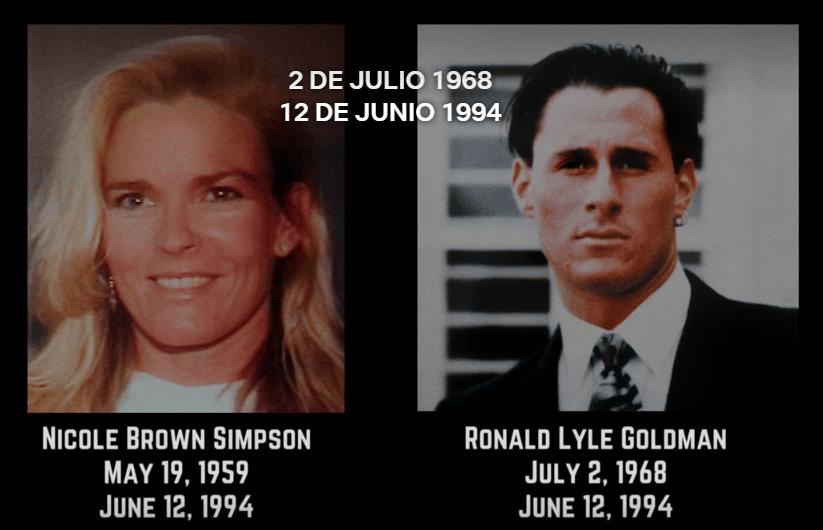 American Crime Story (El Pueblo contra O. J. Simpson) Temporada 1 - 2 - elfinalde