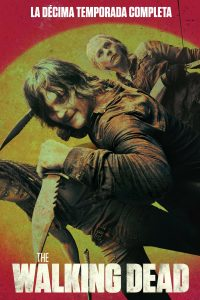 Póster de la serie The Walking Dead 1ª parte (1-8) Temporada 10