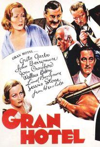 Póster de la película Gran Hotel
