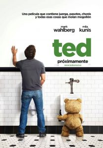 Póster de la película Ted
