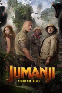 Póster de la película Jumanji: Siguiente nivel
