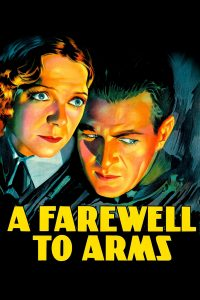 Póster de la película Adiós a las armas (1932)
