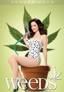 Póster de la serie Weeds Temporada 4