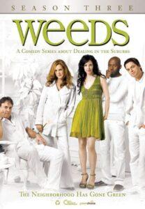 Póster de la serie Weeds Temporada 3