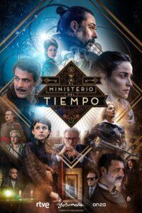 Póster de la serie El ministerio del tiempo Temporada 4