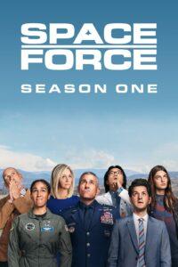 Póster de la serie Space Force Temporada 1