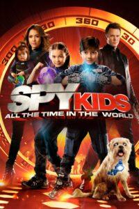 Póster de la película Spy Kids 4: Todo el tiempo del mundo