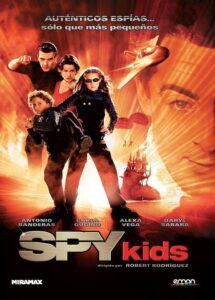Póster de la película Spy Kids