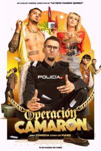Póster de la película Operación Camarón
