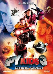 Póster de la película Spy Kids 3-D: Game Over