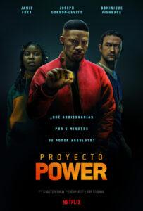 Póster de la película Proyecto Power