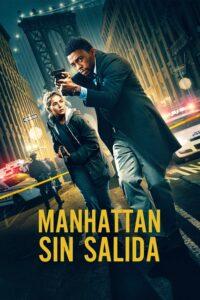 Póster de la película Manhattan sin salida