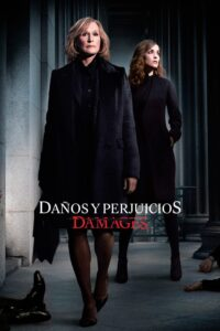 Póster de la serie Damages Temporada 4