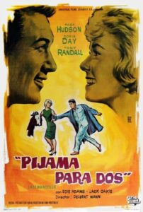 Póster de la película Pijama para dos