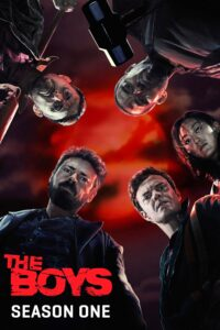 Póster de la serie The Boys Temporada 1