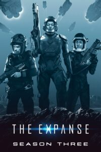 Póster de la serie The Expanse Temporada 3