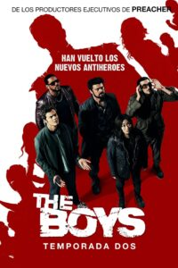 Póster de la serie The Boys Temporada 2
