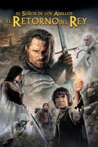 Póster de la película El señor de los anillos: El retorno del Rey
