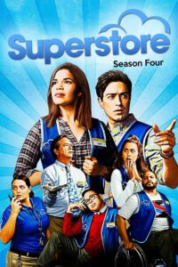 Póster de la serie Superstore Temporada 4
