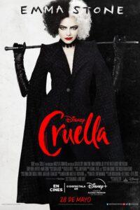Póster de la película Cruella